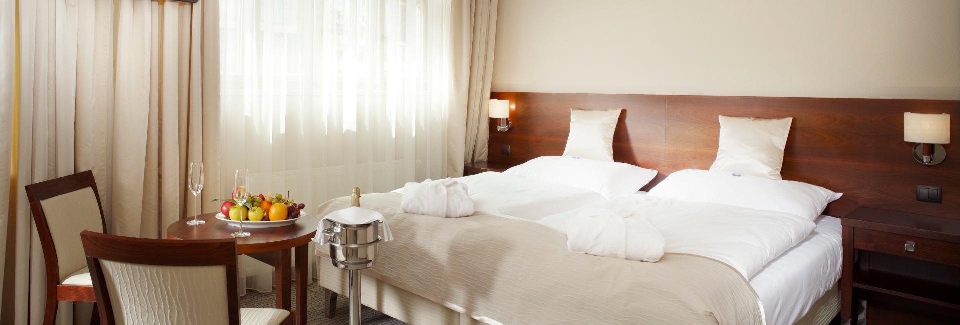single hotel wellness